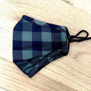 Plaid Mask (Adult)