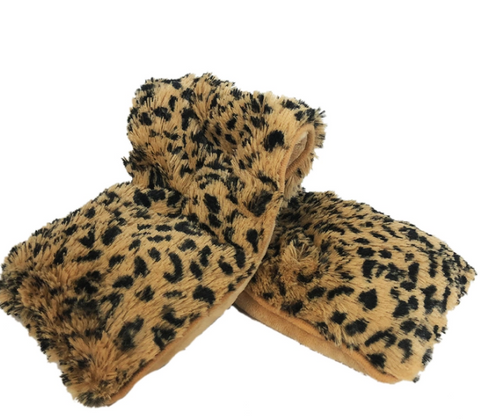 Warmies Leopard Cozy Wrap