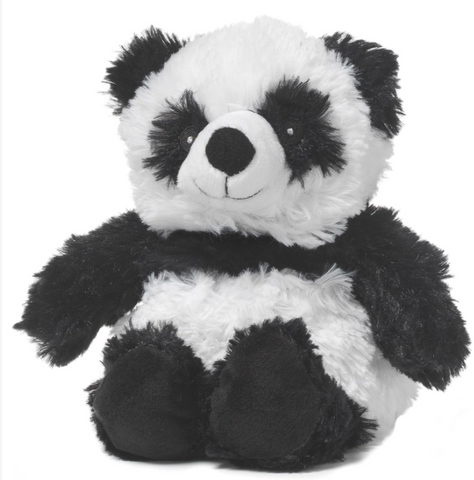Mini Warmies Cuddly Panda