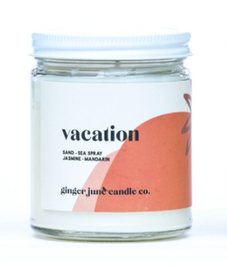 VACATION • MINI NON TOXIC SOY CANDLE