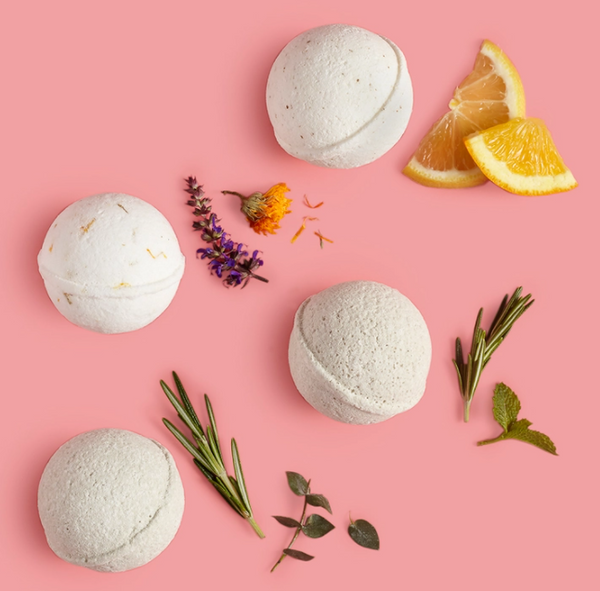Bath Bomb Mixed Set