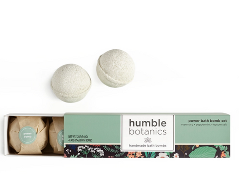 Power Bath Bomb Set