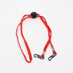 Red Mask Lanyard