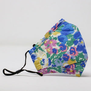 Lilly Floral Mask (Adult)