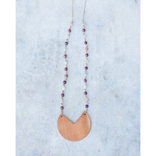 Datura Necklace