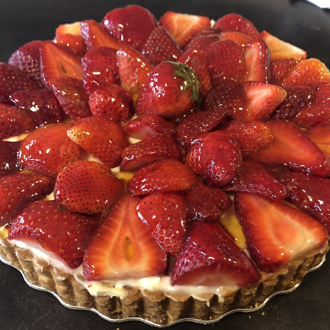 Sweet07 | Strawberry Pie | Torta de Morango