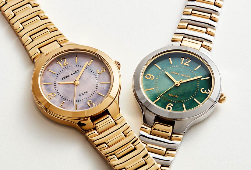Anne Klein Considered Collection Watches