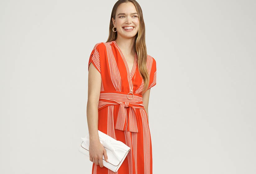 Anne Klein Dresses Poppy Collection