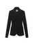 Anne Klein Black Notch Collar 2 Button Jacket