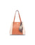 Colorblock 4 Poster Tote Bag With Scarf