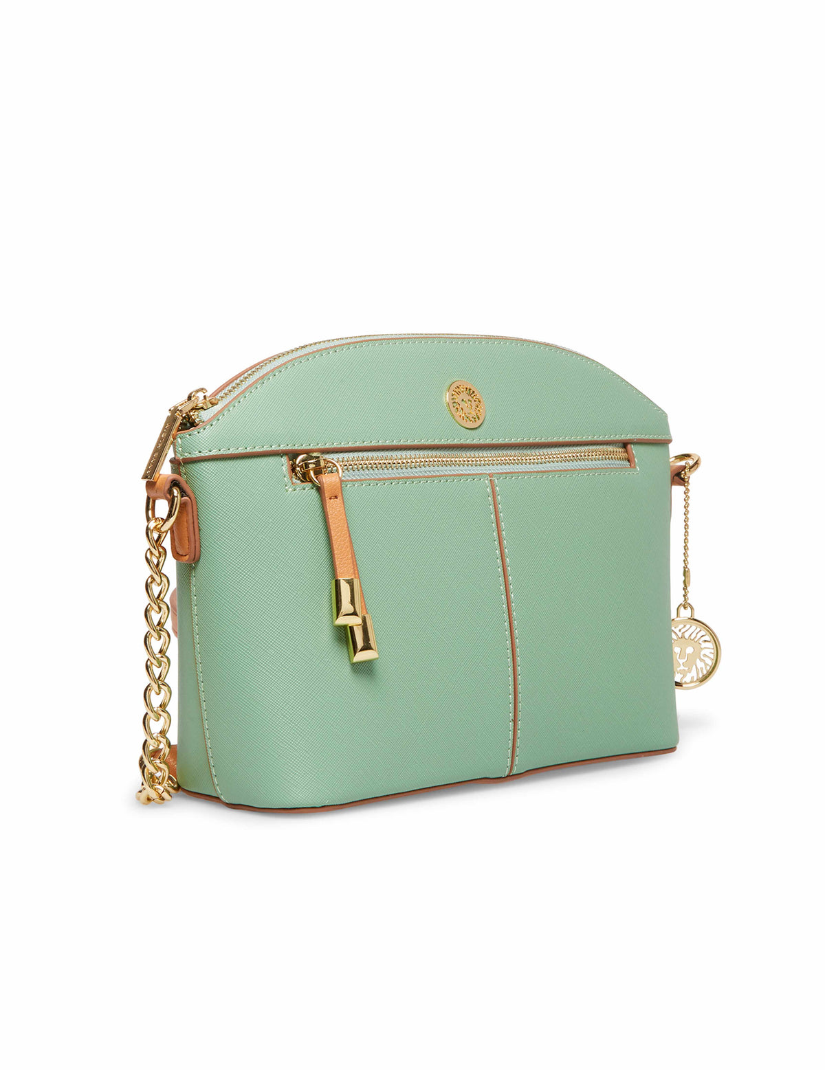 Classic Curves Dome Crossbody