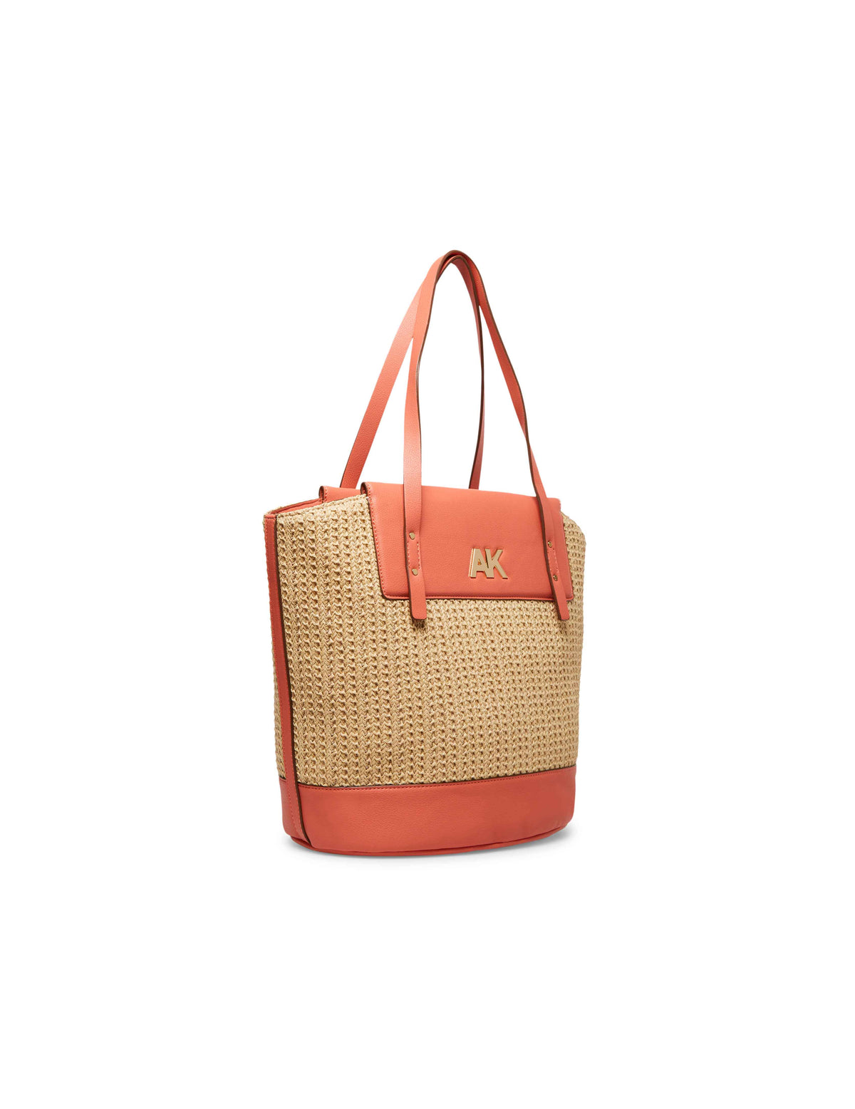 Large Curved Tote Bag