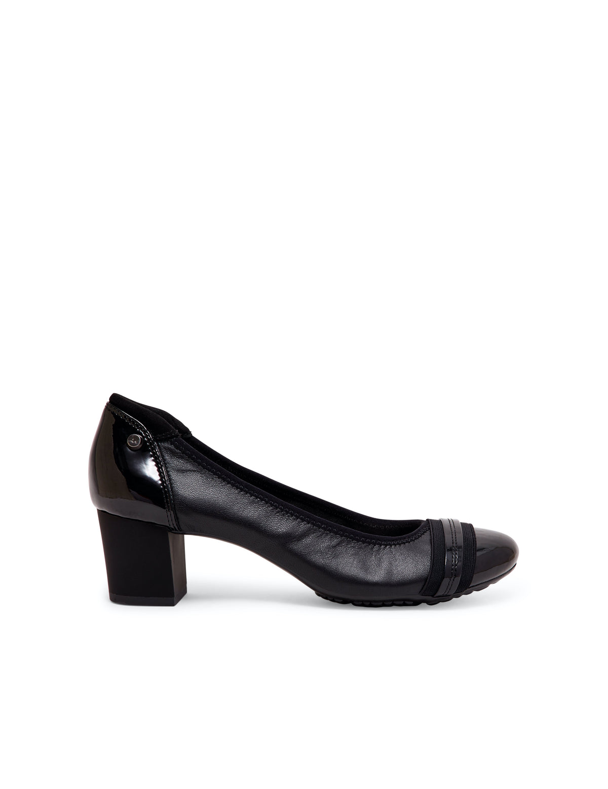 Anne Klein Guardian Pumps Black