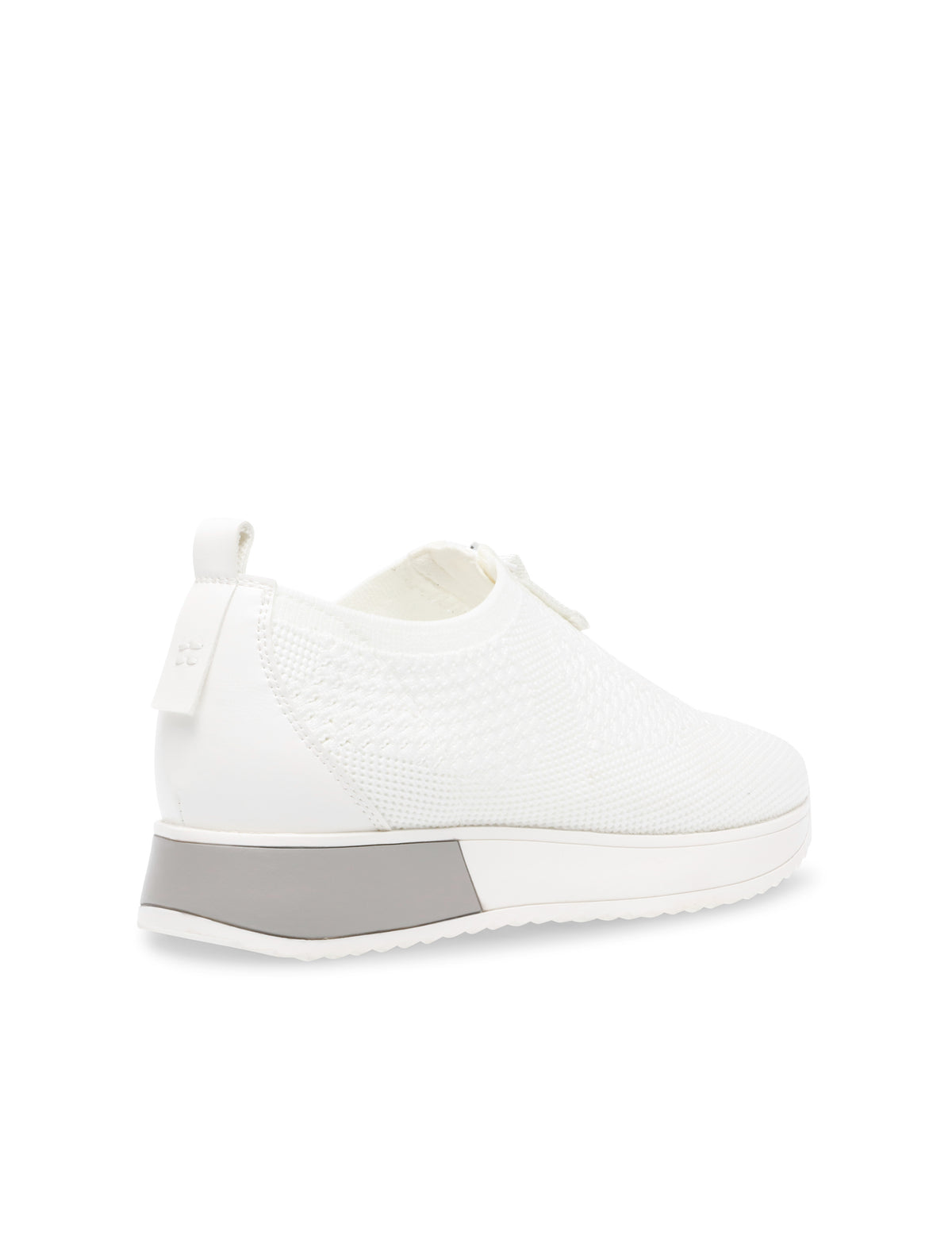 Terri Zip Front Knit Sneakers