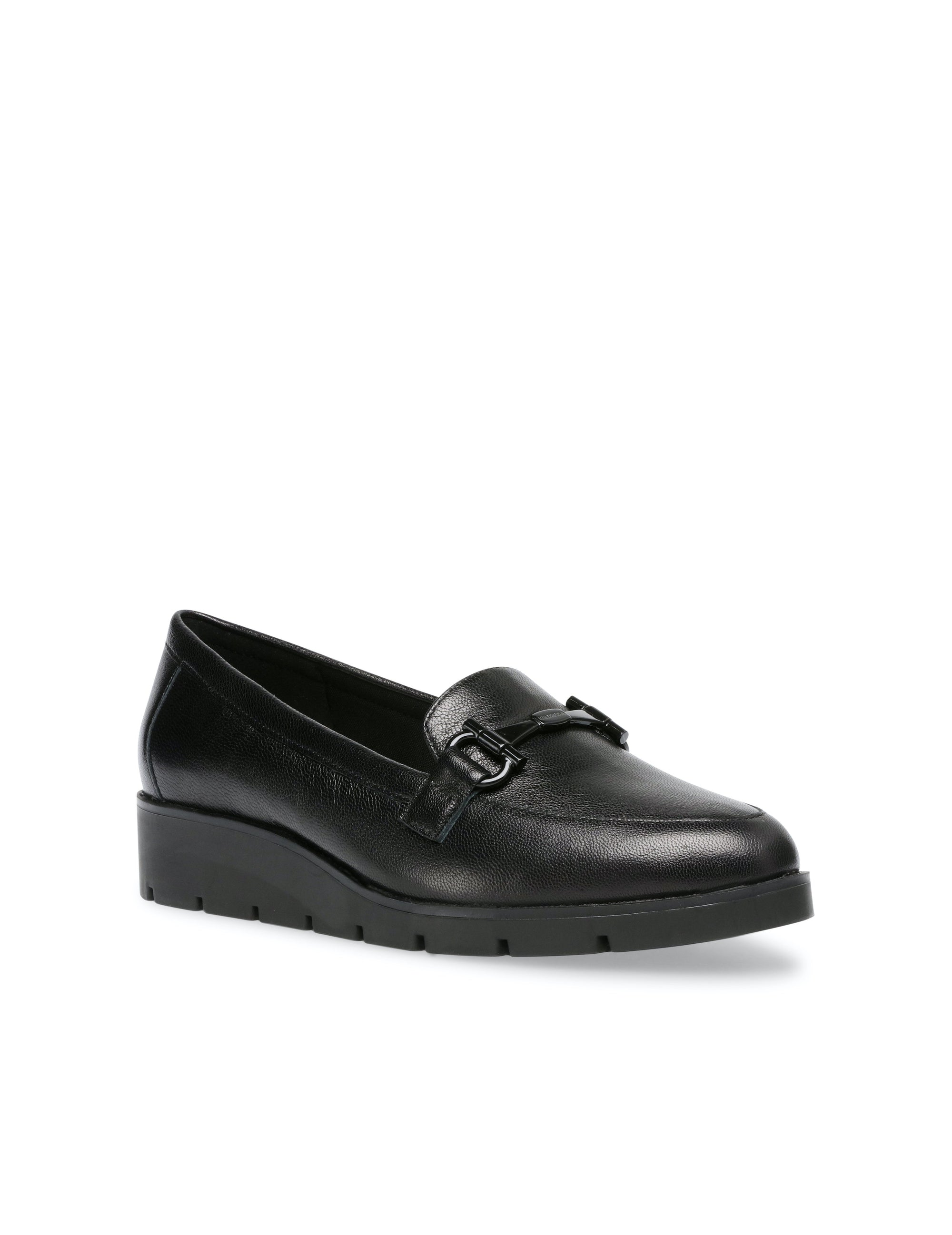 Lalita Loafers Black Leather