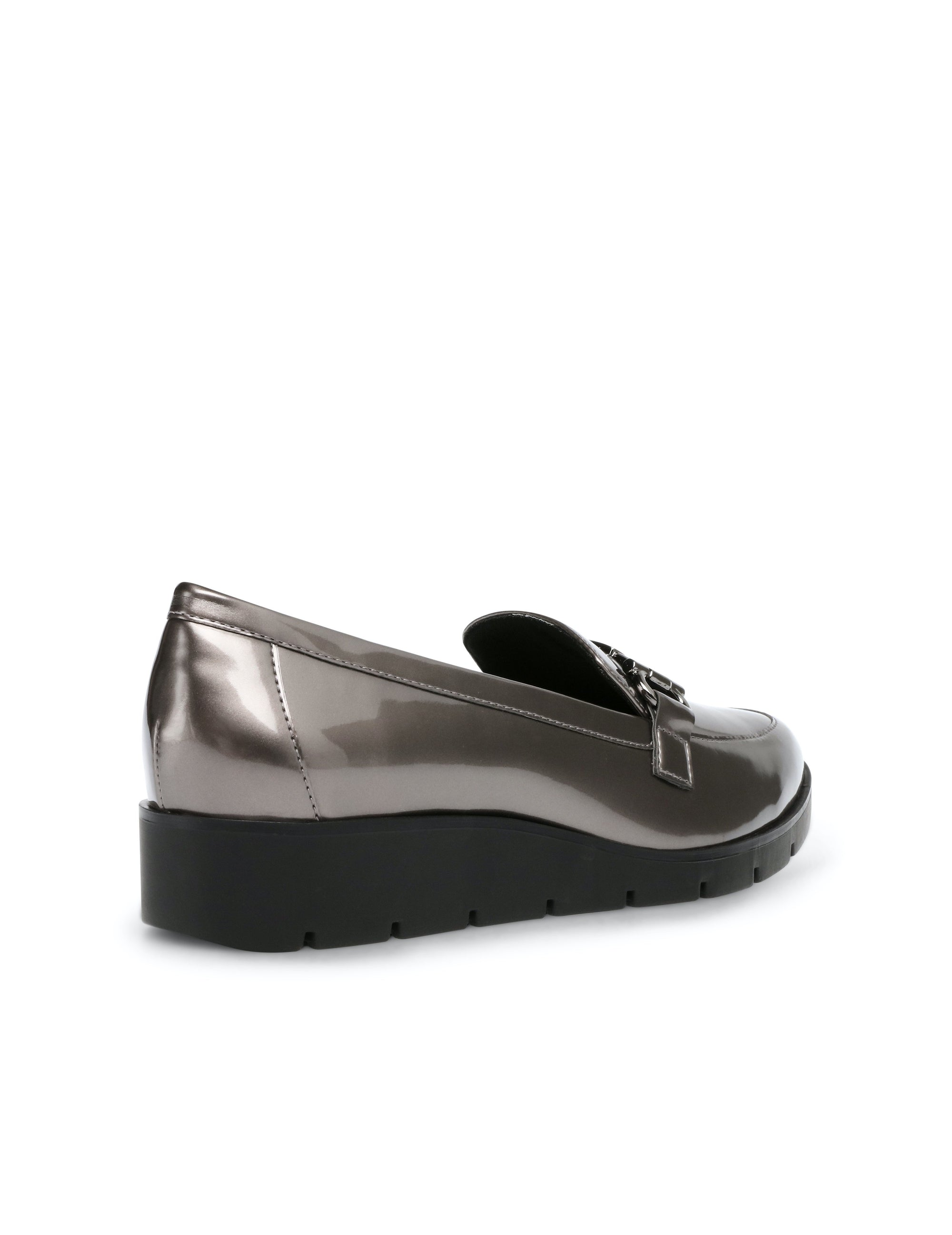Lalita Loafers Smoke Patent