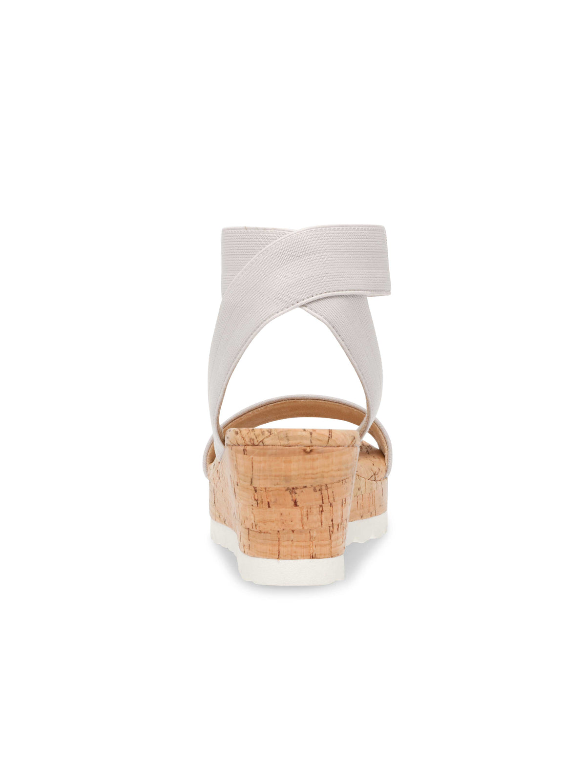 Nikki Cork Platform Wedge Sandals
