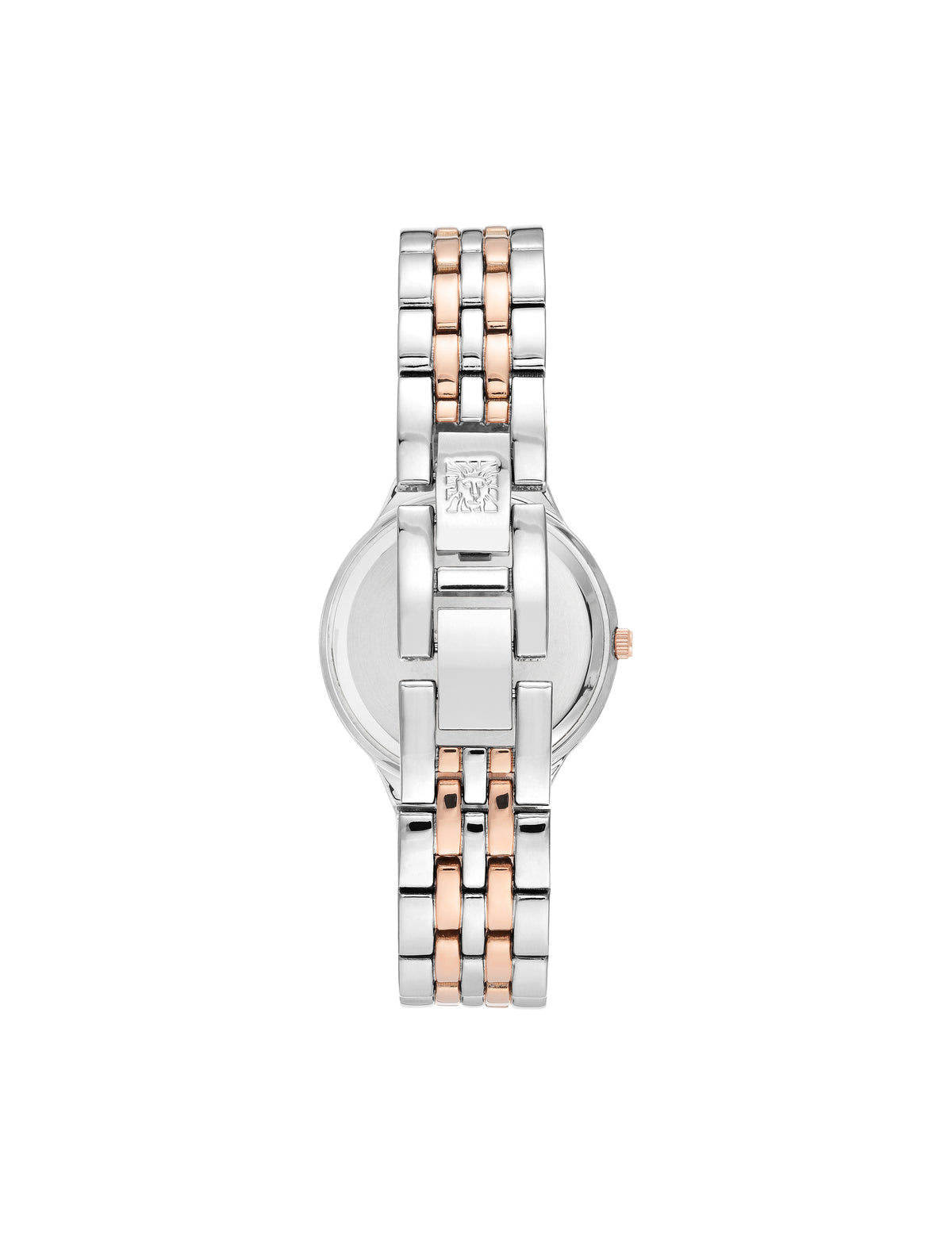 Patterned Mother-of-Pearl Dial Bracelet Watch