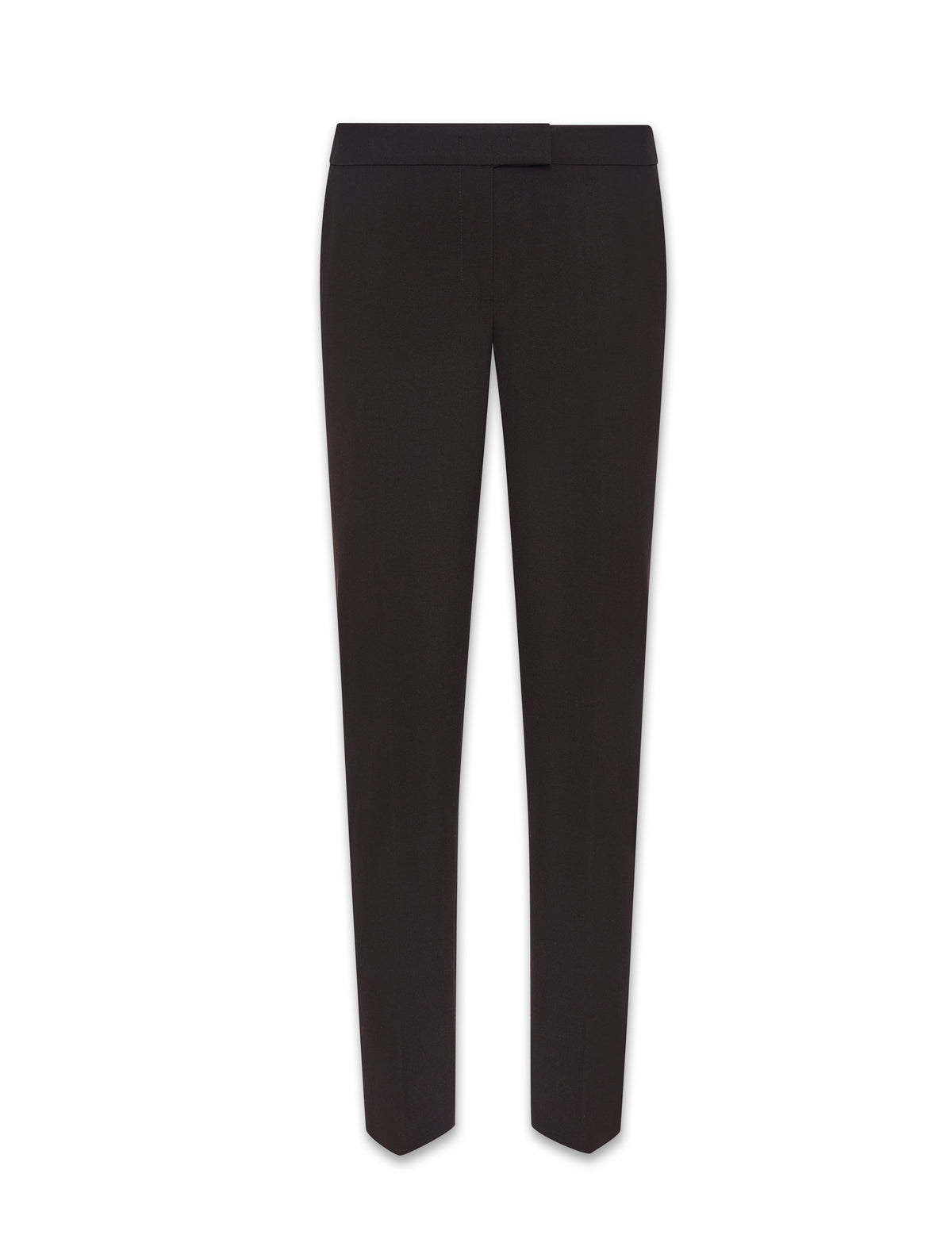 Anne Klein Black Slim Leg Pant