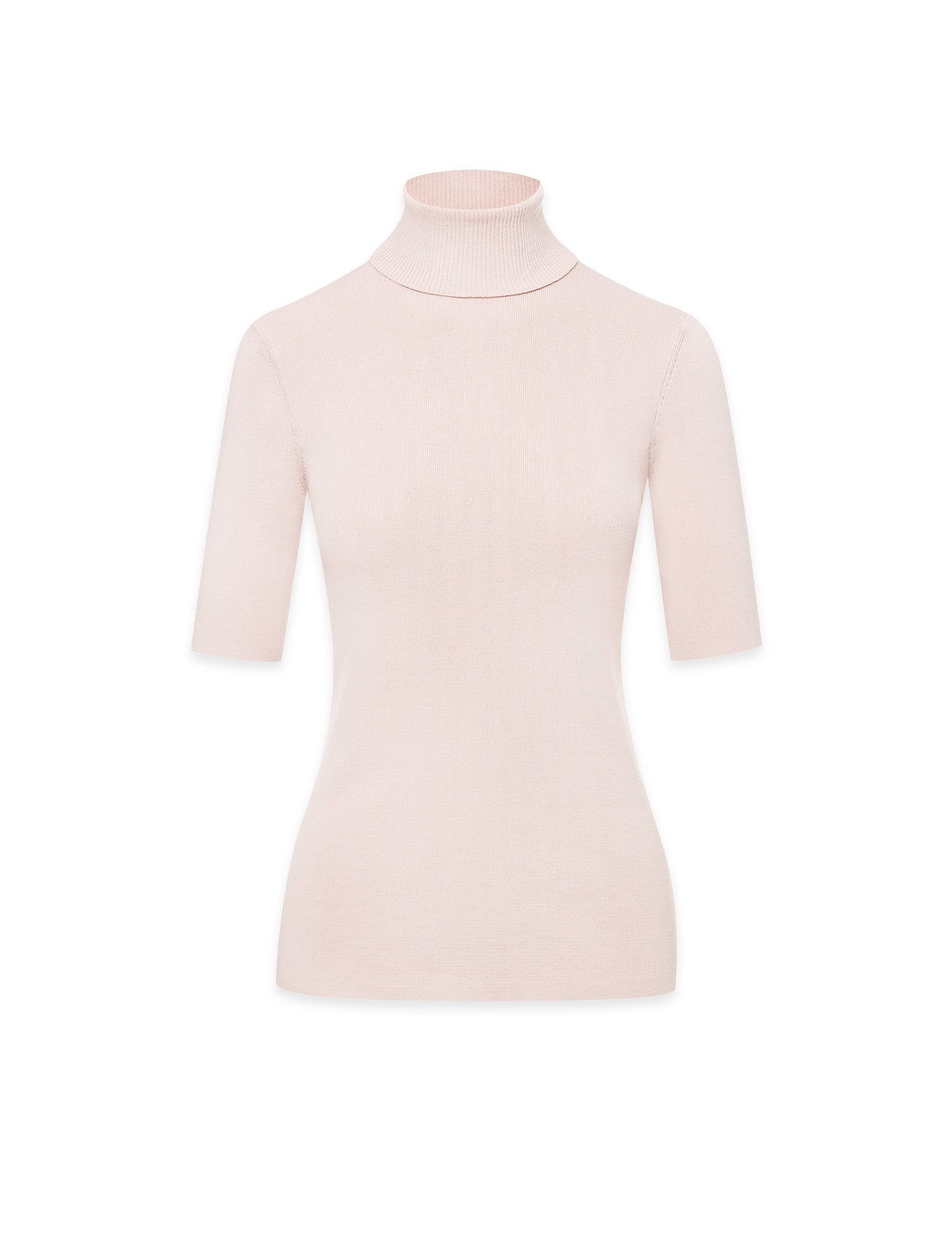 Ballet Elbow Sleeve Turtleneck