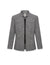 Anne Klein Tweed Stand Collar Jacket