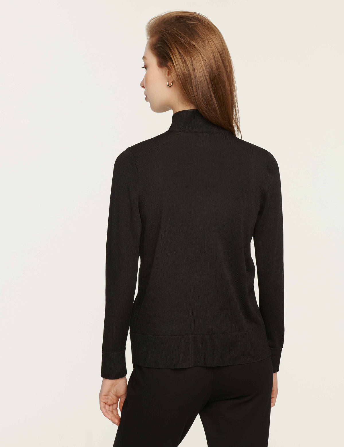Zip Front Sweater
