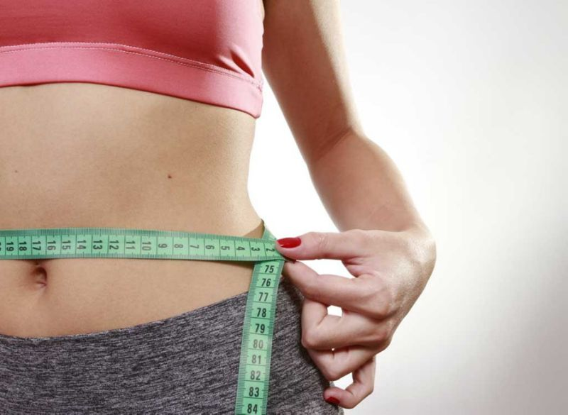 How to Lose Inches, Not Pounds