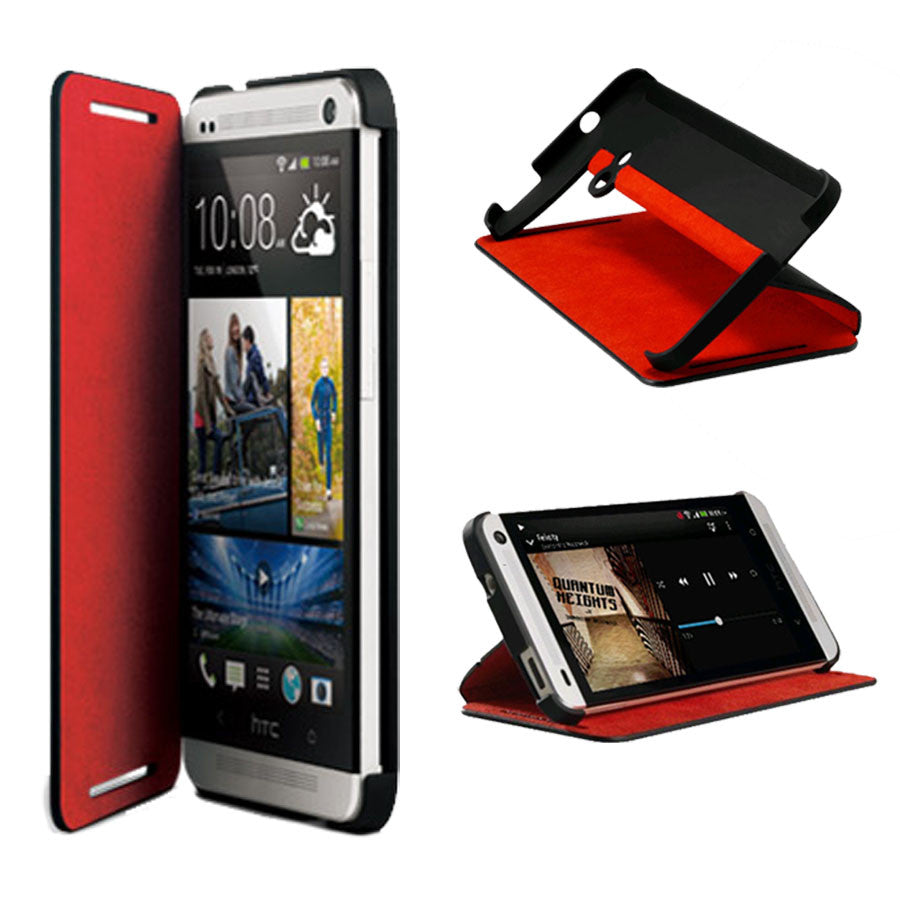 HTC One Double Dip Flip Cover