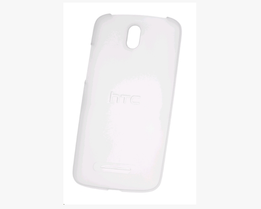 Translucent Hard Shell for HTC Desire 500