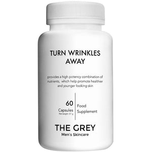 The Grey | Turn Wrinkles Away