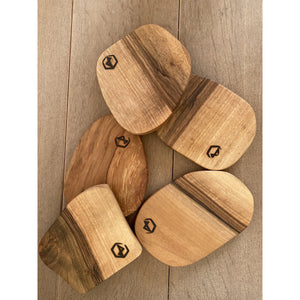 Wooden single serve board medium - Petit Patsy