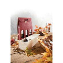 Load image into Gallery viewer, Wooden Gift Box Wine
