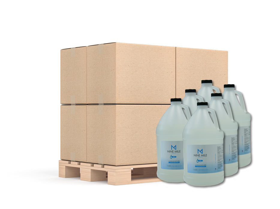 Non-Alcohol Foaming Hand Sanitizer (1 Pallet/192 Gallons)