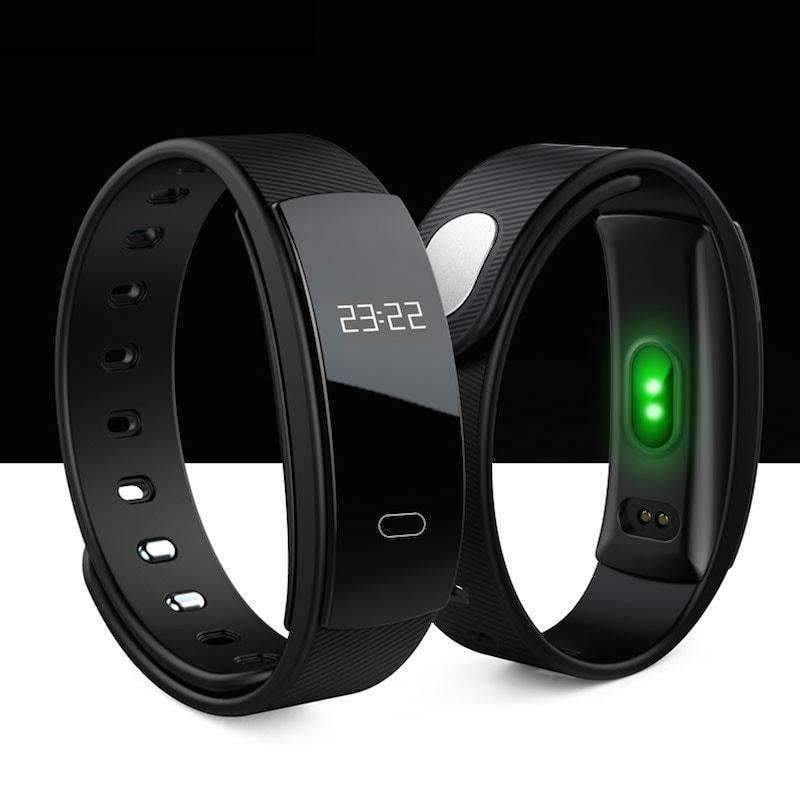 PERSONAL ACTIVITY TRACKER WATCH - ANDROID IOS