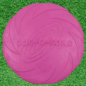 Open image in slideshow, The Dog-O-Soar Frisbee