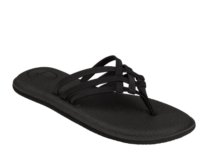 SANUK WOMENS YOGA SALTY