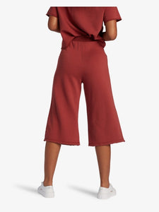 ROXY CATCHING WAVES WIDE LEG PANT