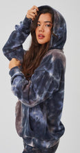 Load image into Gallery viewer, Kuwalla Tee Tie Dye Boyfriend Hoody