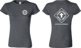 Women's CORC TrailMarker T-Shirt- 64000L- 3 Colors Available