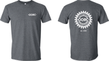 Mens CORC Gear Logo T-Shirt-6400- 3 Colors Available