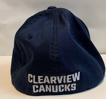 Load image into Gallery viewer, Clearview Canucks Flex Fit Hat
