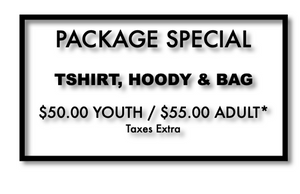 Mountain View Package Special-Youth