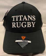 Load image into Gallery viewer, Georgian Bay Titans Rugby Snapback Hat w/Free Facemask (Adult Sold out until Sept 15th)