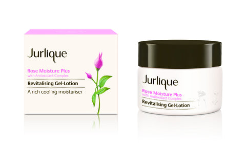 Rose Moisture Plus Revitalising Gel-Lotion with Antioxidant Complex|Lotion gel revitalisante Rose Moisture Plus avec complexe antioxydant