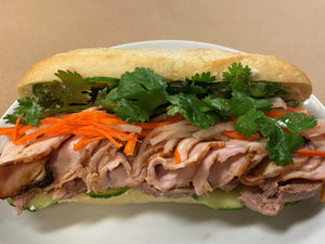 Classic Banh Mi, Today only!