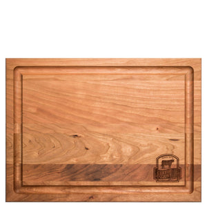 Amish Handcrafted Cherry Cutting Board