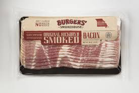 Burgers Hickory Smoked Bacon 2.5# GREAT VALUE!