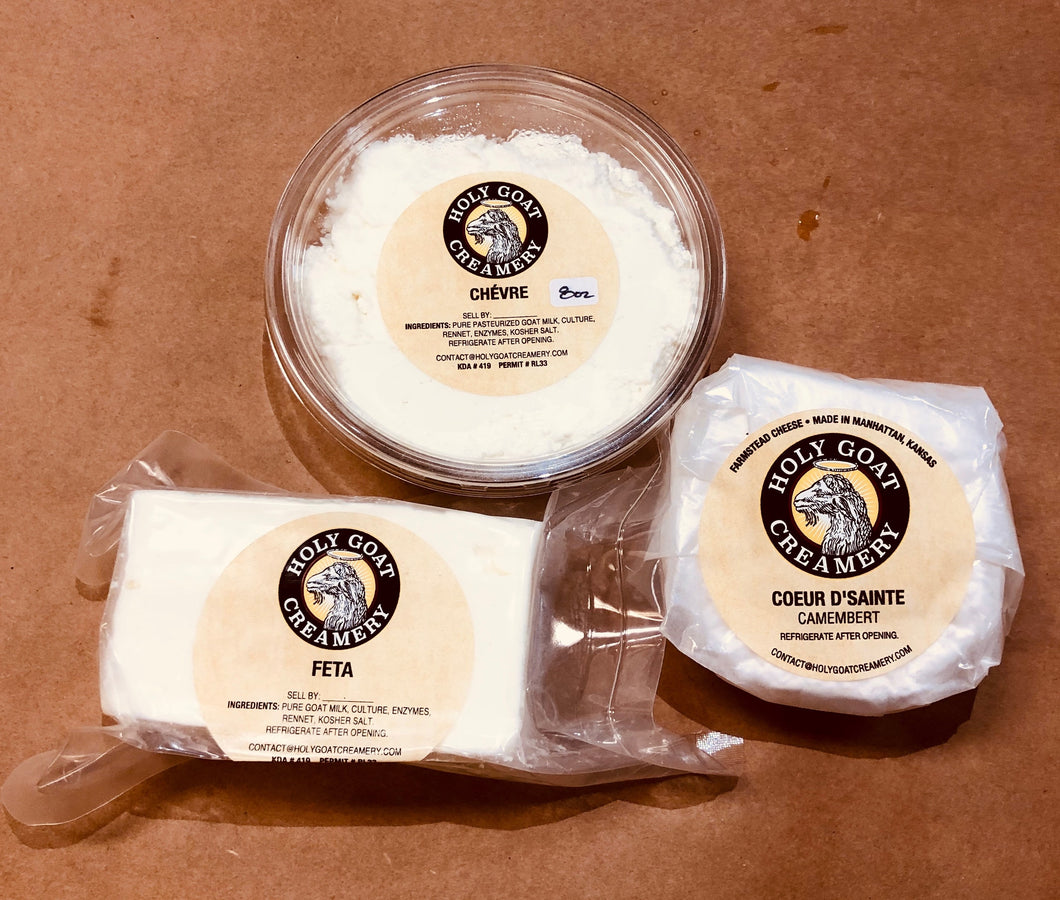 Holy Goat Creamery Package, SUPER VALUE!