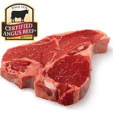 Certified Angus Beef Porterhouse Steak  24 oz. ea.