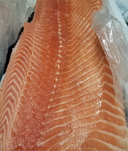 Super-Fresh Canadian Salmon! 8 oz. ea.